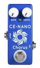 Mosky pedal CE-NANO Chorus pedal Guitar effect Pedal Chorus And True Bypass