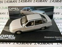 OPE115R voiture 1/43 IXO eagle moss OPEL collection : DAEWOO NEXIA 1994/1997