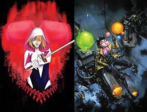 Spider-Gwen #19 Regular & Resurrxion Variant Set of 2 Comics NM or Better