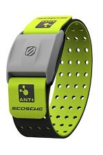 Scosche Rhythm+ Heart Rate Monitor Armband - Green - Authorized Reseller