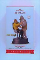 Hallmark Keepsake 2016 Star Trek The Man Trap Collectible MAGIC Ornament
