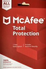 McAfee Total Protection - NEW