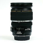 Autentico Canon EF-S 17-55mm f2.8 IS USM Lens