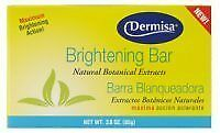 Facial Soap with Botanical Extracts for Maximum Brightening Action 3 oz Set of 3