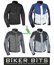 OXFORD MONDIAL Laminated Advanced Motorcycle Waterproof Jacket RiDE Recommended