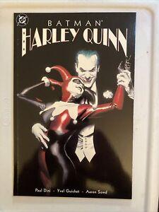 BATMAN: HARLEY QUINN #[nn] -9.0 - Alex Ross - 1999 - 1st Harley -1st Print