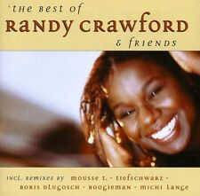 Randy Crawford - Best of Randy Crawford & Friends [New CD] Germany - Import