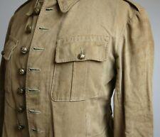 VESTE COLONIALE, officier, veste WW1, WW2, artillerie, veste militaire, A VOIR