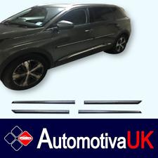 Peugeot 5008 5D Mk2 Rubbing Strips | Door Protectors | Side Mouldings Body Kit