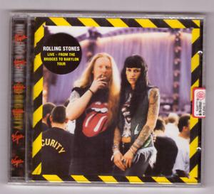 ROLLING STONES - NO SECURITY CD NUOVO SIGILLATO