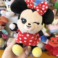 Minnie Mouse Plush Disney Parks Wishables New Cute Toy 10cm