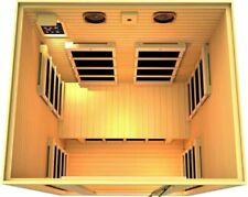 Cabina de sauna clásica