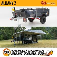 Ezytrail Albany Z Off Road Hard Floor Camper Trailer