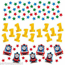 THOMAS THE TANK ENGINE PARTY SUPPLIES TABLE CONFETTI VALUE PACK OF 34g (1.2 oz)