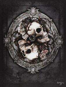 Alchemy Dioscuri Canvas Print Wall Plaque Gothic Art Wicca Greek Mythology