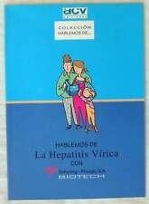 HABLEMOS DE LA HEPATITIS VÍRICA - SCHERING-PLOUGH 1998 - VER INDICE
