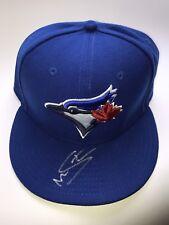 MARCUS STROMAN Signed Toronto Blue Jays New Era MLB Authentic Hat Cap BRAND NEW!
