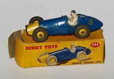 Dinky Toys Nr. 234 bzw. 23H - Ferrari Racing Car in originaler Verpackung
