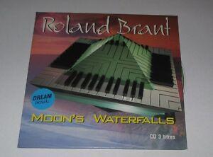 Roland Brant - moon's waterfalls - cd single 3 titres 1996