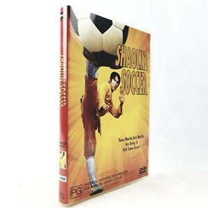 Shaolin Soccer DVD Martial Arts Kung Fu Football Comedy Stephen Chow Ng Man-tat