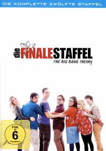 The Big Bang Theory - Staffel 12 (DVD)