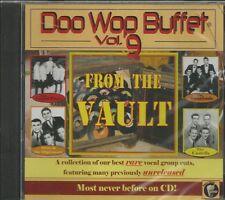 DOO WOP BUFFET - CD -  Vol. 9 - BRAND NEW