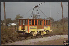 American Transport Postcard - Shore Line Trolley Museum, East Haven, Conn. A9886