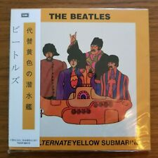 Beatles - Alternate Yellow Submarine - NEW sealed Mini-LP CD