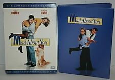 Mad About You Complete First 1st Season Helen Hunt Paul Reiser DVD Region One