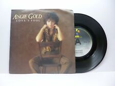 ANGIE GOLD LOVE'S FOOL - PLEASE TELL ME WHAT YOU'RE THINKING KRL REC KRL A 1459