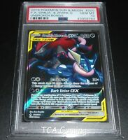 Full Art Ultra Rare Pokemon SM10 U 200//214 x1 Greninja /& Zoroark Tag Team GX