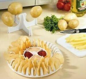 Chipsmaker Chips fettfrei Mikrowelle Kartoffelchips Kartoffelbereiter