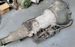 Ford C3 Automatic Gearbox  -  Mk2 Escort 1300 X-Flow  -  Bordeaux C3