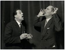 Italia, Fausto Tomei, Nino Bianchi  Vintage silver print Tirage argentique