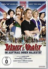 Asterix & Obelix - Im Auftrag Ihrer Majestät / Gérard Depardieu / DVD #2733