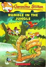 GERONIMO STILTON Sampler Lot of 12 paperback books - RL-3 FUN!