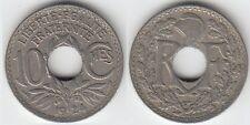 Gertbrolen  10 Centimes  en Cupro-Nickel Lindauer 1924  Atelier de Poissy  N° 2
