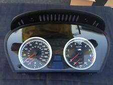 BMW E60 E64 E63 OEM ///M SMG SEQUENTIAL INSTRUMENT CLUSTER ODOMETER SPEEDOMETER