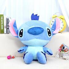 "Stitch Plush Toy Lilo and Stich Soft Toy Stuffed Doll 12"" Disney Figure Gift NEW"