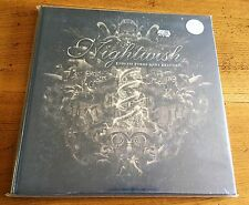NIGHTWISH Endless forms most beautiful Earbook Deluxe Ed Silver 3CD + 10'' Vinyl