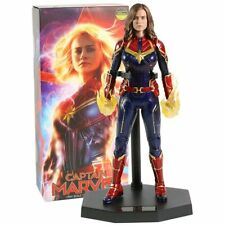 Crazy Toys Captain Marvel Carol Danvers 1/6 Scale Collectible Figure Model Toy