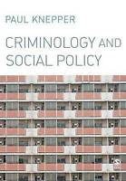 Criminology and Social Policy-ExLibrary