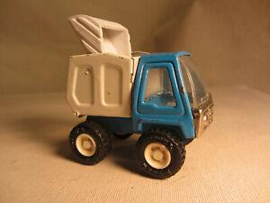 Vintage Buddy L Pressed Steel Garbage Truck - Refuse Trash Waste - For Grandkids