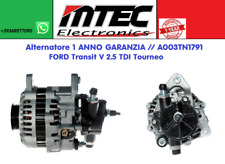 Alternatore 1 ANNO GARANZIA // A003TN1791 // FORD Transit V 2.5 TDI Tourneo