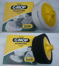 """Pack of 2 TWO Farecla G Mop 150mm Compounding & Polishing Head 14mm 6"""" Foam"""