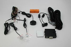 Universal Blind Spot Sensor Warning System for all Vehicles