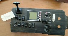 2004 Freightliner Columbia Instrument Cluster W/ Graf-Syteco Display P-0404