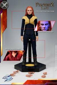 SooSoo Toys 1/6 SST015 Phoenix Lady Sixth Scale X-Men Jean Gray Action Figure
