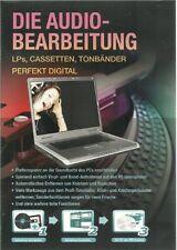 Die Audio Bearbeitung (PC , 2010, DVD-Box) Neuware