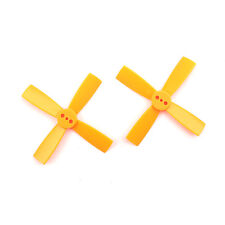 10 pairs 2035 2 inch Propeller 50mm CW CCW Paddle 1.5mm shaft hole Nylon 4-blade